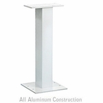 Salsbury 3395WHT Pedestal White For 8 and 12 Tenant Door CBU