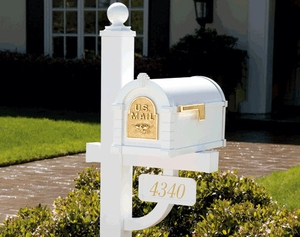 Keystone Mailbox and Post Packages
