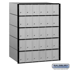 Aluminum Style Mailboxes for Private Delivery