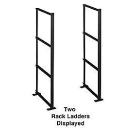Salsbury 2200C3 Rack Ladder Custom For Aluminum Mailboxes 3 High