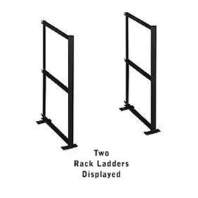 Salsbury 2400C2 Rack Ladder Custom For Data Distribution Aluminum Boxes 2 High