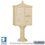 Regency Decorative Cluster Box Units for USPS Delivery