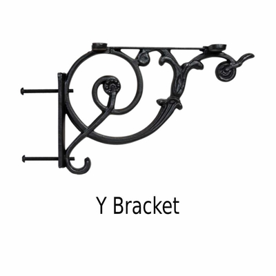 "Imperial Replacement Bracket (Choose ""Y"" Bracket, ""S"" Scroll or ""C"" Scroll)"