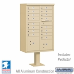 Standard Cluster Box Units for USPS Delivery