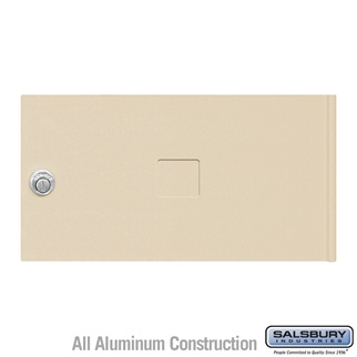 Salsbury 3452SAN 4C Pedestal Mailboxes Replacement Door