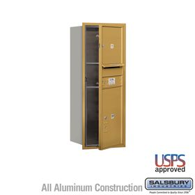 Salsbury 3710S-01GFU 4C Mailboxes 1 Tenant Doors Front Loading