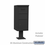 Salsbury Industries Regular Pedestal Collection Boxes (Small Packages)