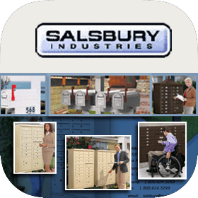 Salsbury Mailboxes (and more by Salsbury Industries)