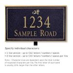 Lawn Mounted Signature Series Plaques