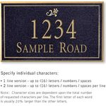 Surface Mounted Signature Series Plaques