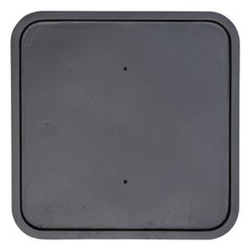 """Square Backplate 18"""""""