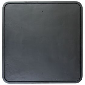 """Square Backplate 30"""""""