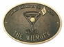 Standard Size 19th Hole Hawthorne Wall Plaque - (1 Line)