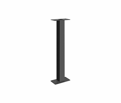 Standard Surface Mount Mailbox Post (Top Mount) - 4 x 4 Square