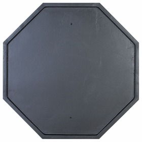 Stop Sign Backplate 24""