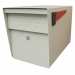 Ultimate Hight Security Locking Column Mailboxes