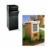 Ultimate High Security Parcel Locking Mailboxes