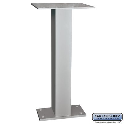 Salsbury 3285 Universal Pedestal Replacement For Ndcbu Pedestal Style Mailboxes