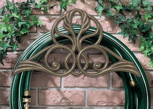 Whitehall Victorian Hose Holder - Copper Verdi