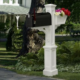 Westbrook Plus Mailbox Posts