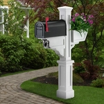Signature Plus Mailbox Posts