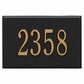Whitehall Balmoral Monogram Custom Mailbox Package - Build Options