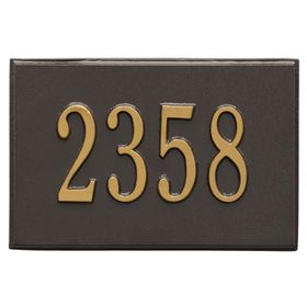 Whitehall Mailbox Plaques & Accessories