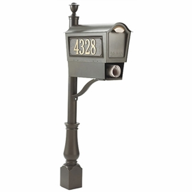 Whitehall Deluxe Chalet Mailbox Packages