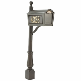 Whitehall Standard Chalet Mailbox Packages