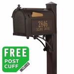 Whitehall Mailboxes and Posts