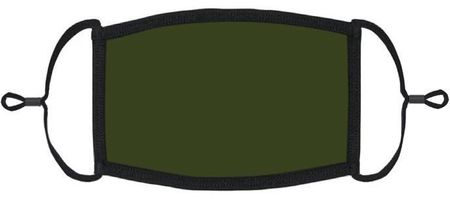 Olive Green Fabric Face Mask