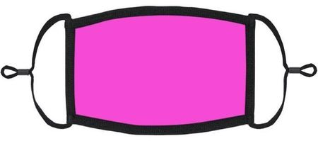 Pink Fabric Face Mask