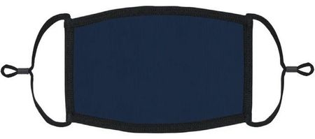XLARGE Navy Blue Fabric Face Mask