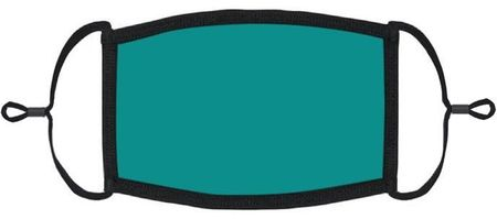 YOUTH SIZE - Teal Fabric Mask