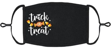 """YOUTH SIZE - """"Trick or Treat"""" Fabric Face Mask"""