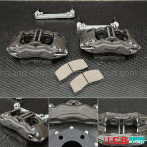 Alcon Forged Calipers With Brackets for Honda S2000 AP1/AP2