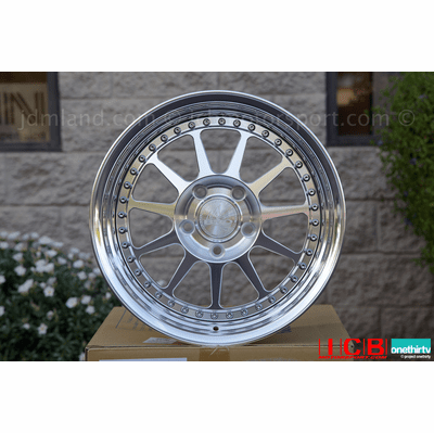 Barramundi Design BMD Eleven 16X8 +28 Offset 4X00 Forged Wheels Pre-Order