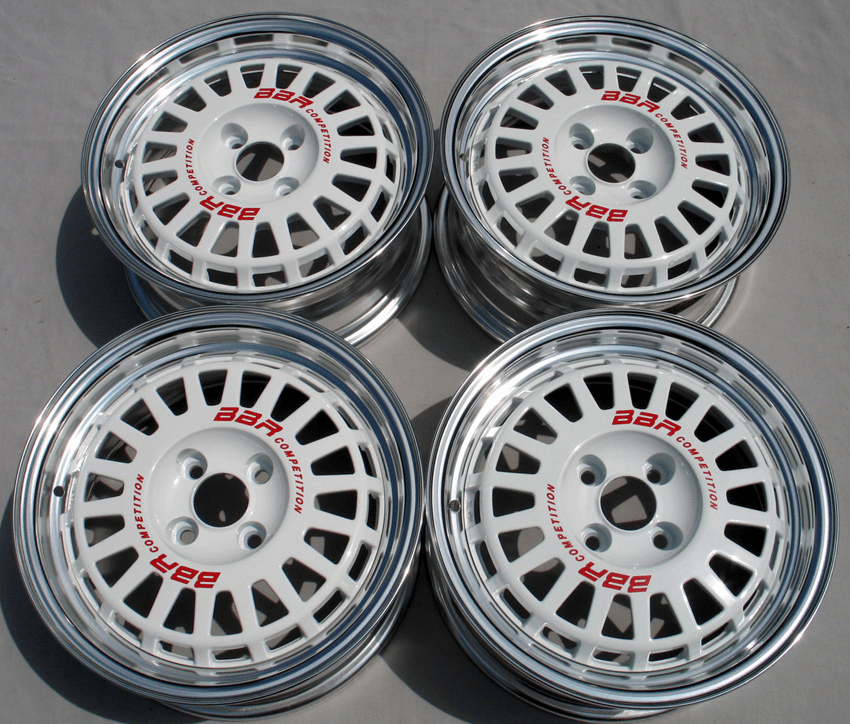 BBR COMPETITION  15x6.5 +32 4X100 BRAND NEW - SOLD!