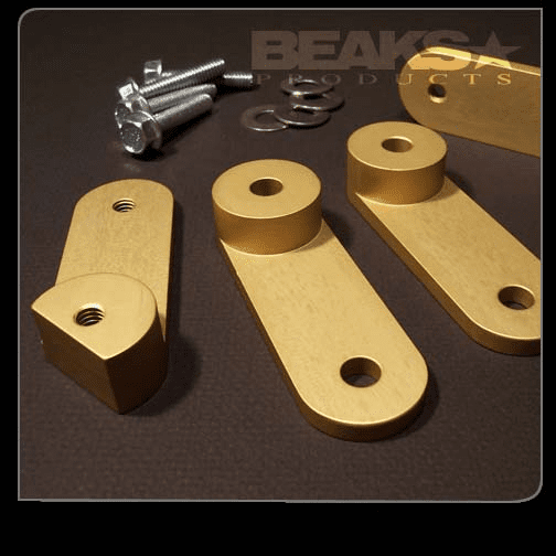 Beaks Products Subframe Reinforcement Kit EG/DC