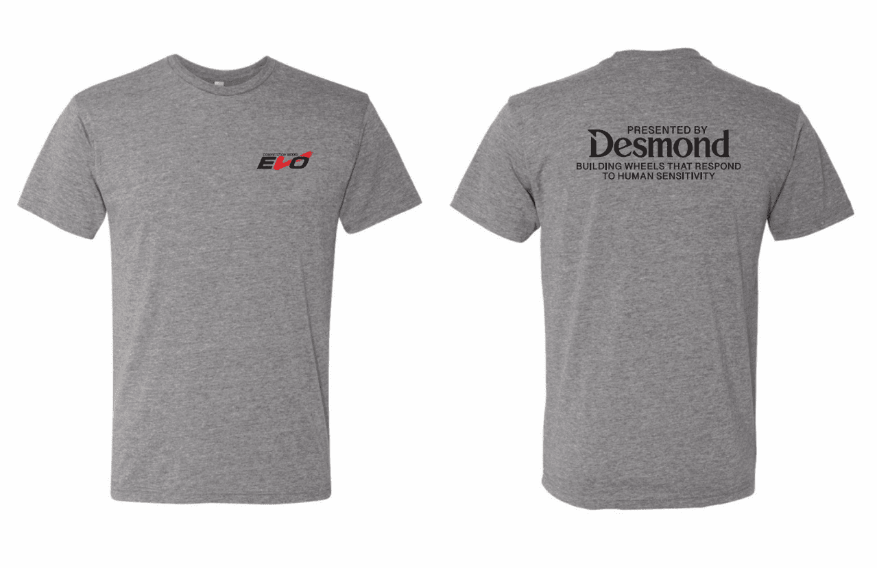 Desmond EVO T-Shirt Premium Heather Free Shipping
