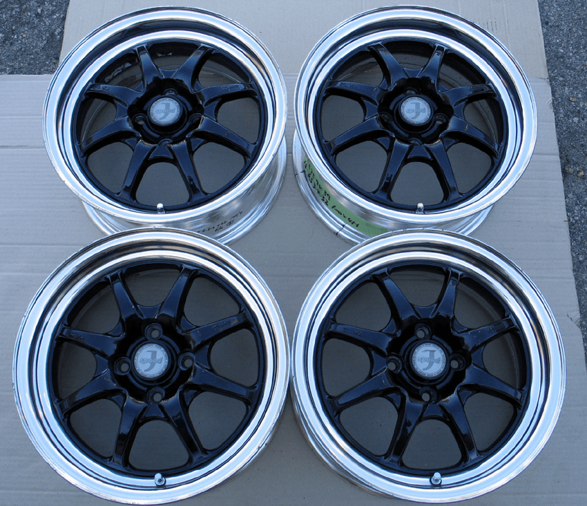 ENKEI J-SPEED 15x6.5 +32 4X100 - SOLD!