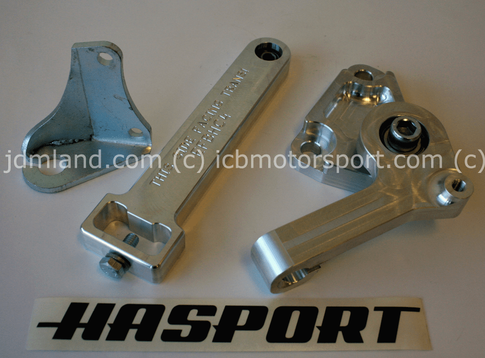 Hasport B-Series Clutch Conversion Lever Assembly EFBHCL FREE SHIP