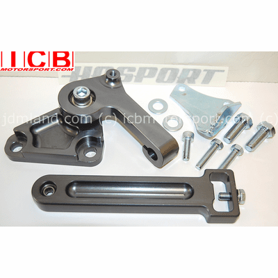 Hasport B-Series Clutch Conversion Lever Assembly EFBHCL - Gunmetal