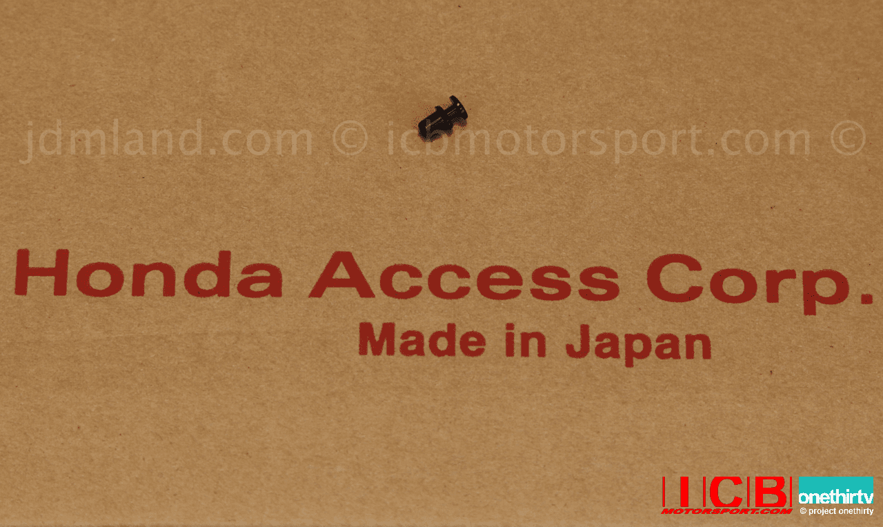 Honda Access Clip for EK Hatchback and EK Ferio Visors (Clip Only)