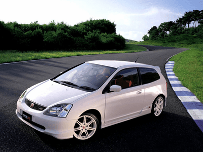 Honda Civic EP3 Type R 02-05 (Used Parts)