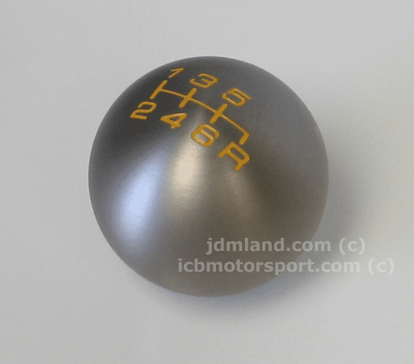 Honda S2000 Type S  CR  6-Speed Round/Spherical Shift Knob