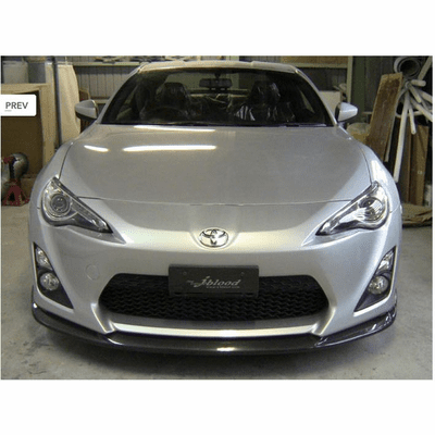 J Blood Front Lip Spoiler FRP Carbon Toyota FT86 Scion FRS Subaru BRZ
