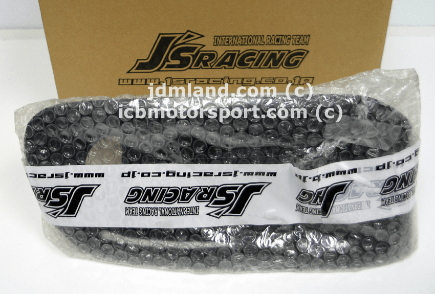 J's Racing Air Duct 92-95 Civic EG6 FRP/Carbon Fibre
