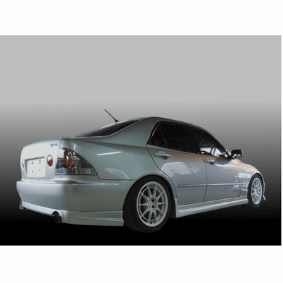 JBlood Toyota Altezza SXE10 Lexus IS300 Rear Lower Lip