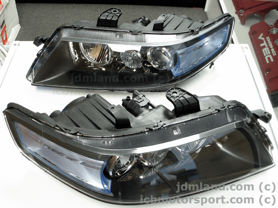 JDM Accord Euro-R CL7 CL9 TSX Headlamp Set 06-08